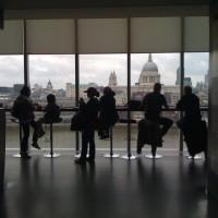 Breakfast at Tate Modern's