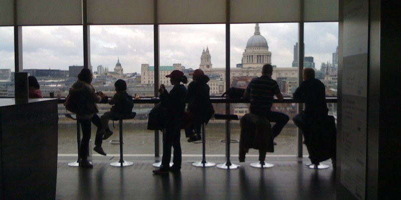 Breakfast at Tate Modern's