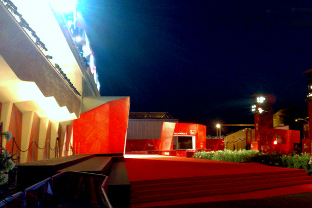 palazzo del cinema