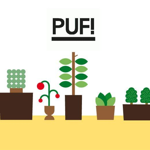 puf garden !