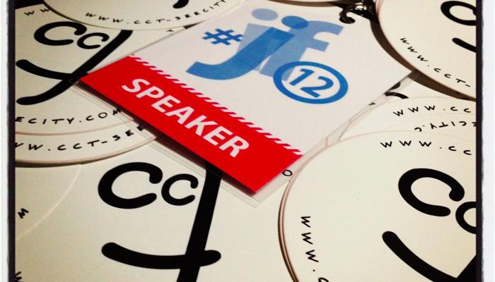 CCT-Speaker@ijf12-700