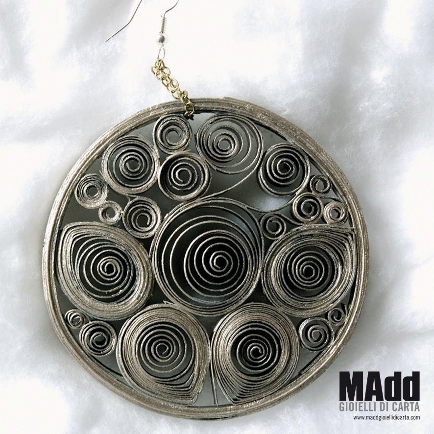 Favoloso MAdd: gioielli di carta e | CCT-SeeCity UR39