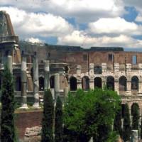 Colosseo dai Fori Imperiali
