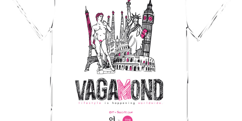 CCT-Shirt VAGAMOND
