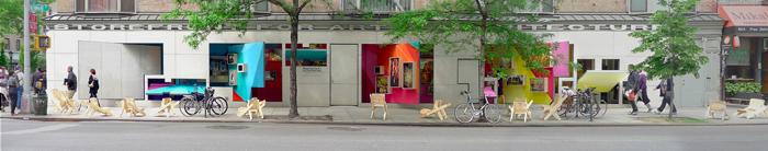 SAA open gallery