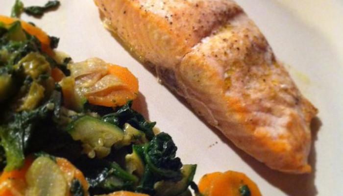 salmone-forno