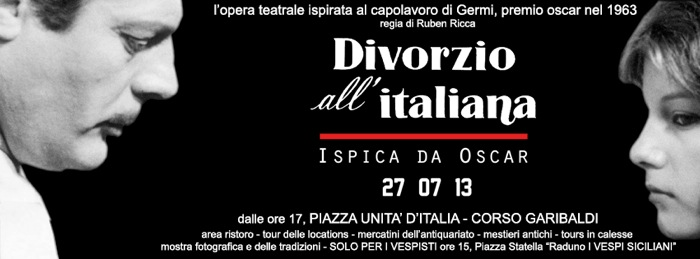 Divorzio all'italiana_Ispica da Oscar