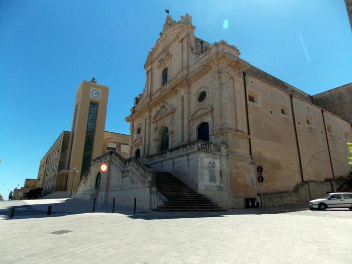 Ispica_(Basilica di San Bartolomeo)