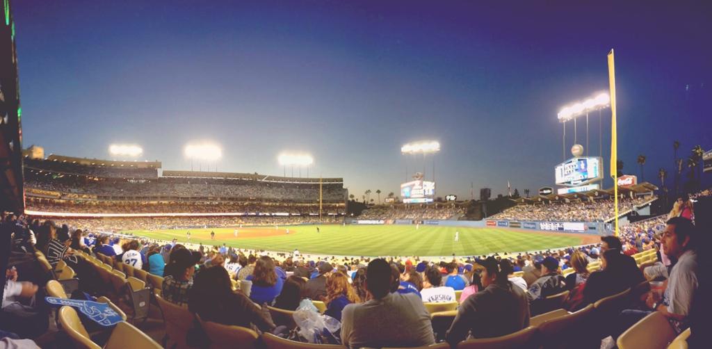 Dodger's Stadium