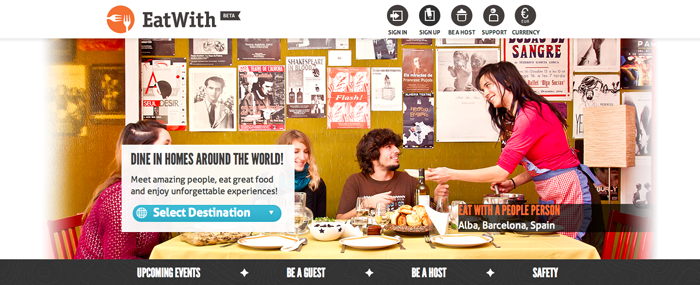 EatWith-site