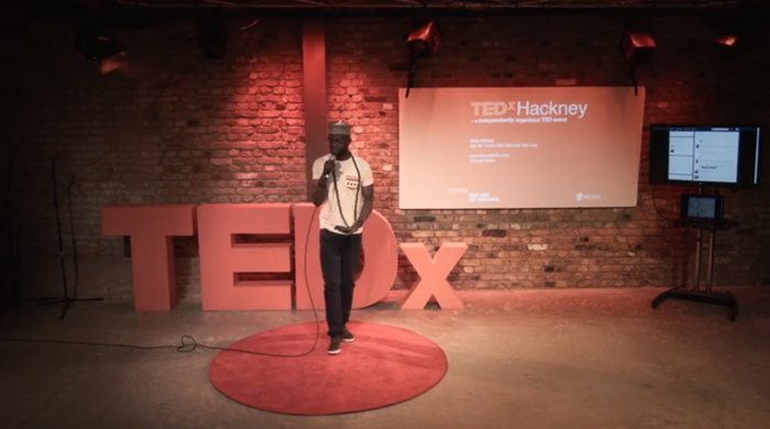 InuaEllams@TEDxHackney2013