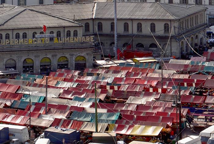 Orari mercato porta palazzo