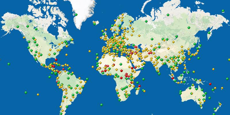 WorldHeritageList-Unesco