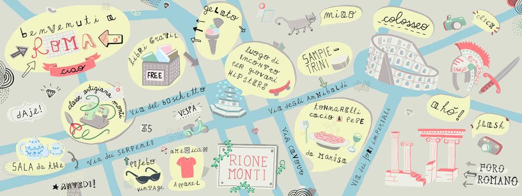 Roma-Map