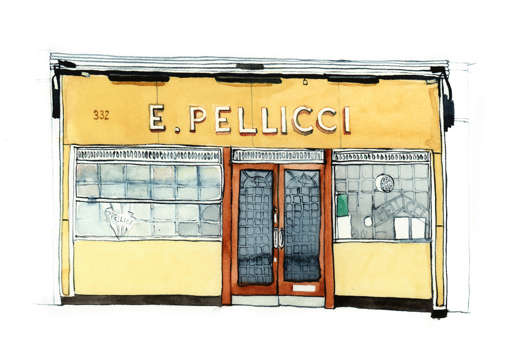 Pellicci's