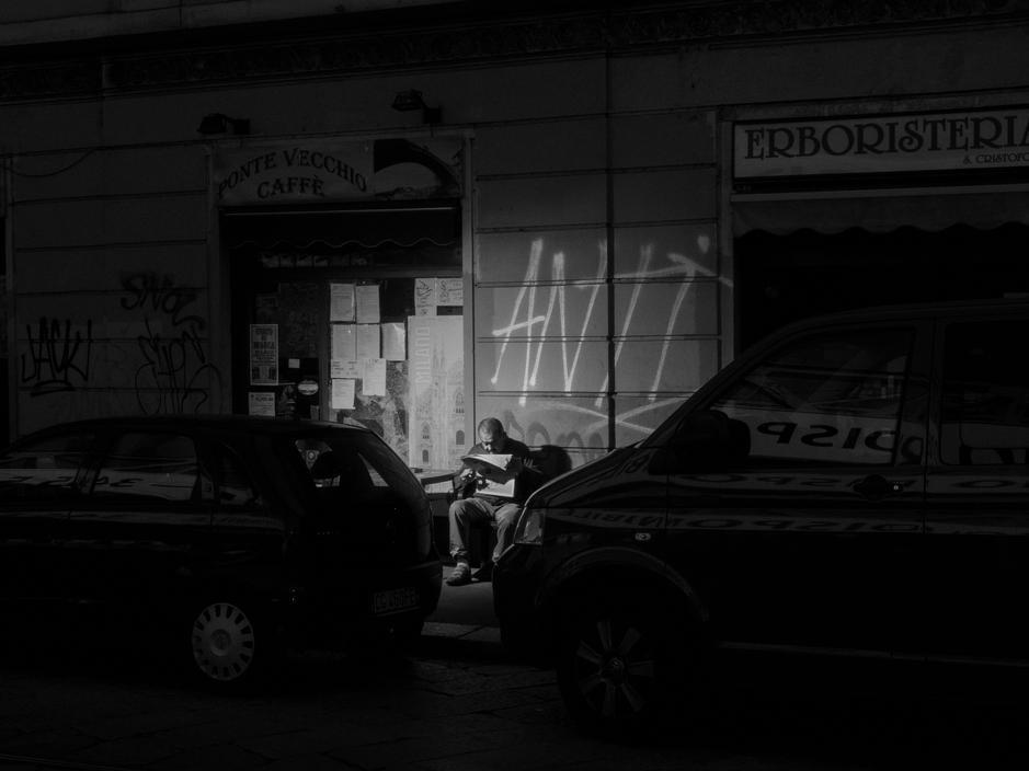 Milan, 2012. Ripa Porta di Ticinese, Naviglio Grande.