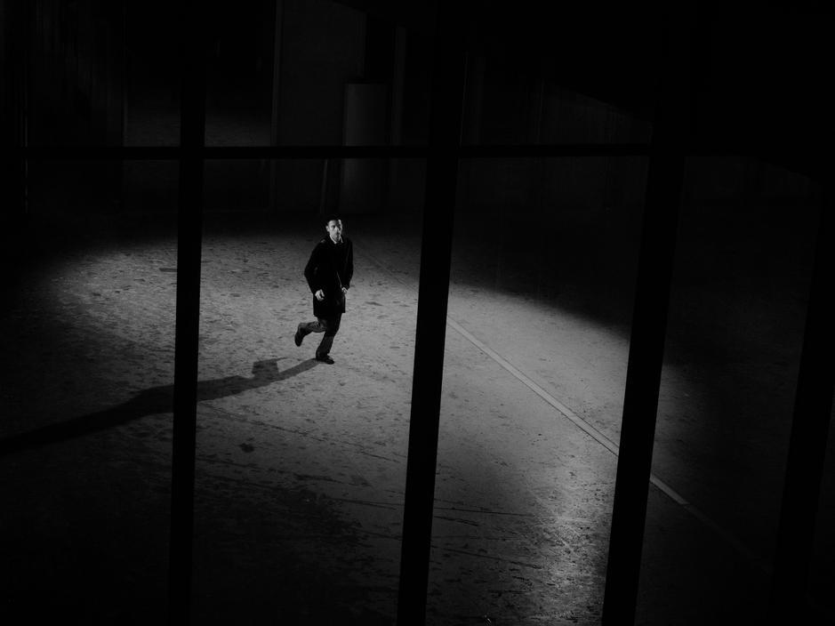 Milano di notte in bianco e nero nelle foto di majoli for Sede bocconi milano