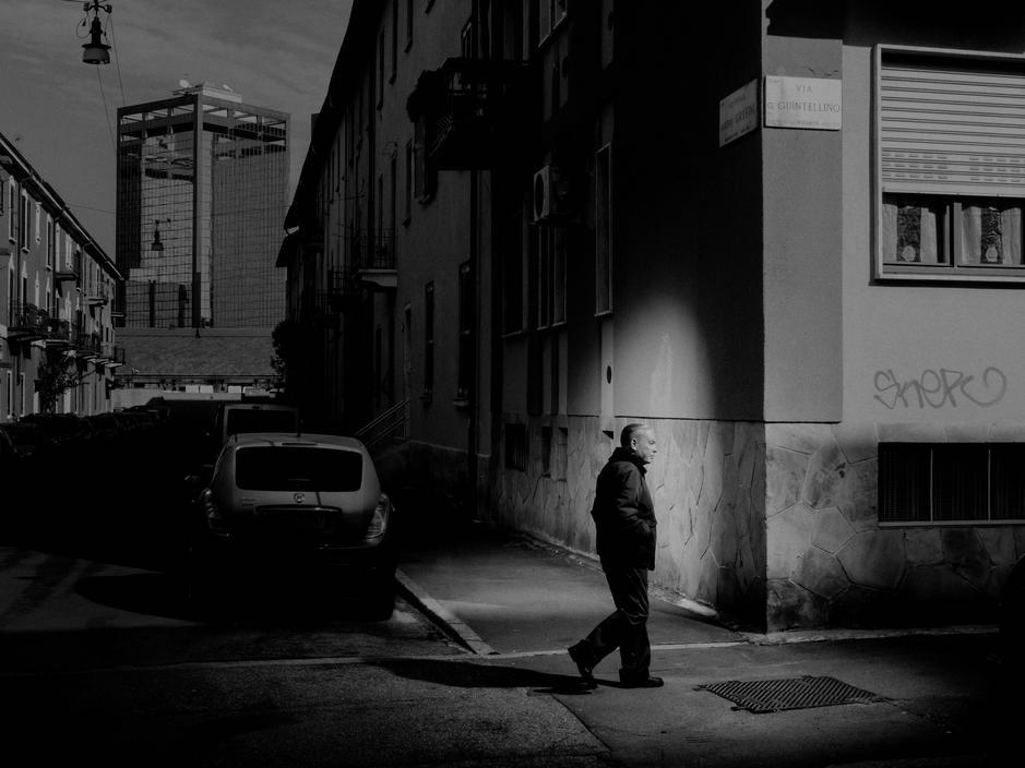 Milan, 2012. Via Guintellino.