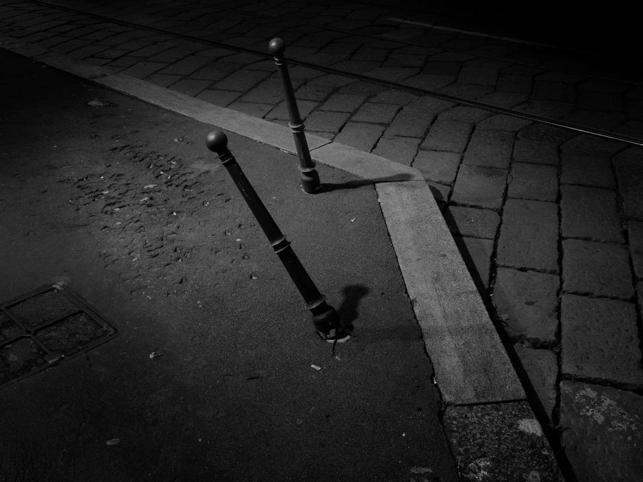 Milan, 2012. Viale Gorizia.