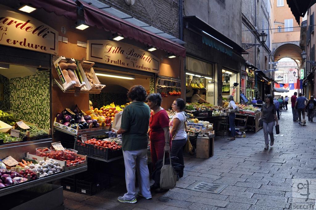 Vicoli del mercato