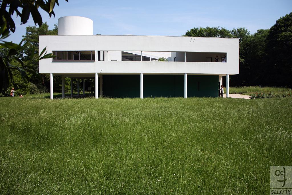 ArchitecTour: Le Corbusier | CCT-SeeCity