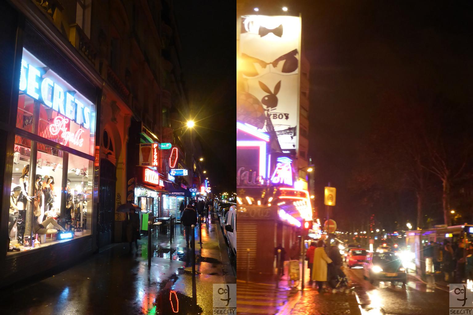 B (2-3) Montmartre