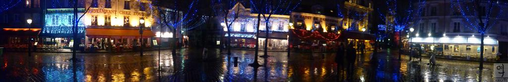 B (4) Montmartre