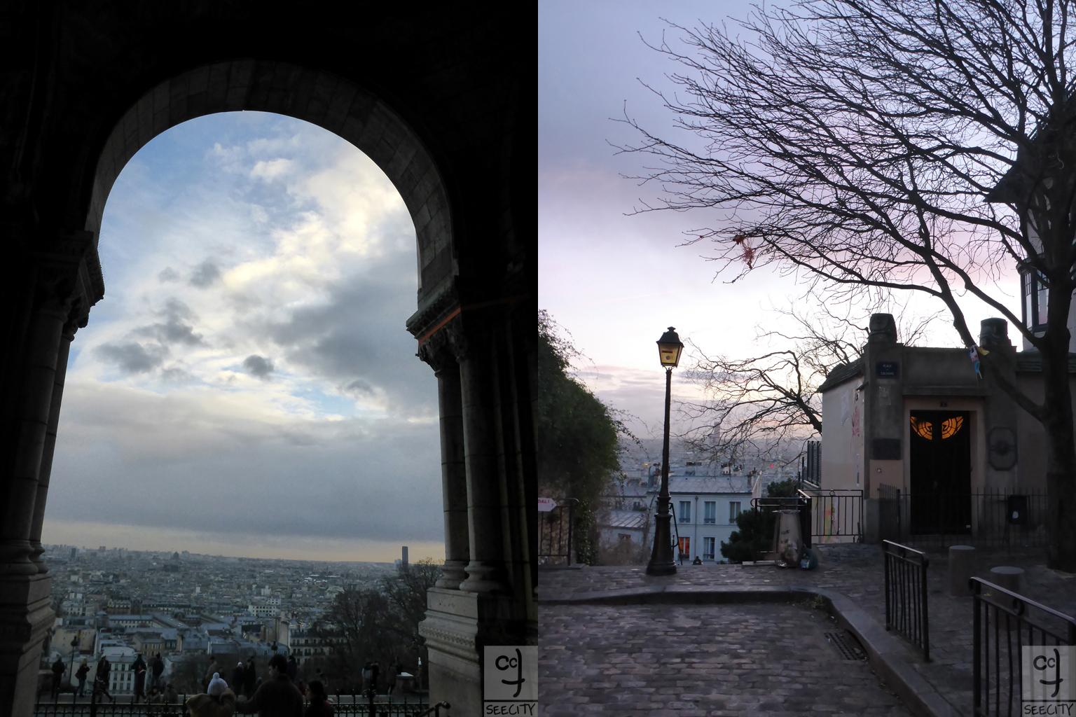 C (1-4) Montmartre