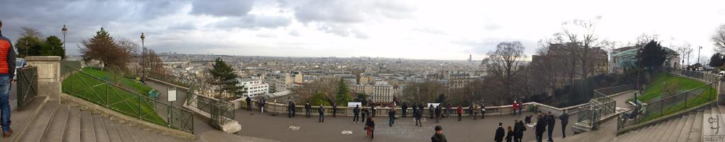 C (2) Montmartre