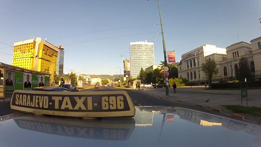 sarajevo-taxi