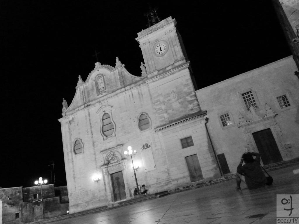 Lecce-notte