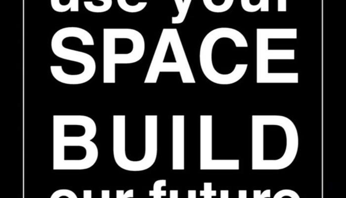 useyourspacebuildourfuture