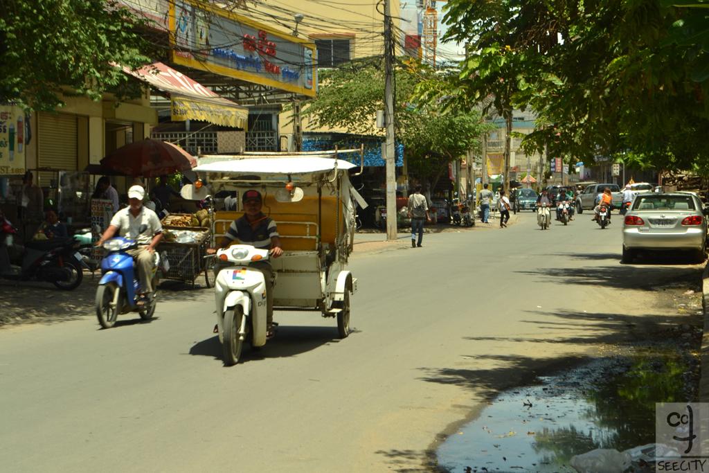 Phnom Penh Streets - 001
