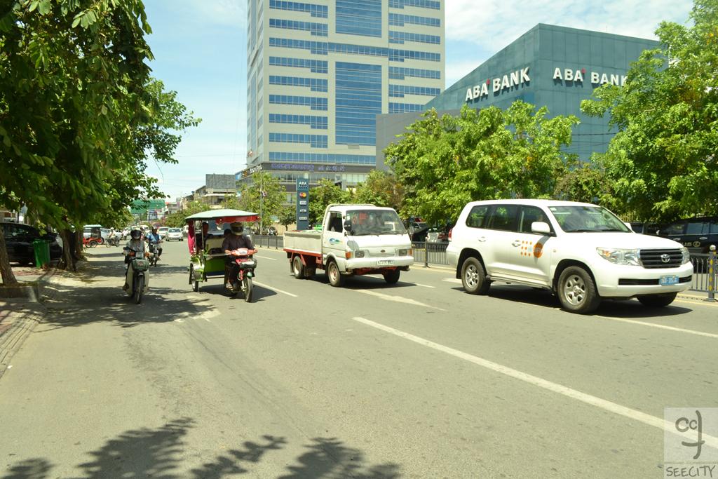 Phnom Penh Streets - 003
