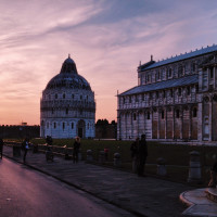 Pisa-Miracoli-tramonto
