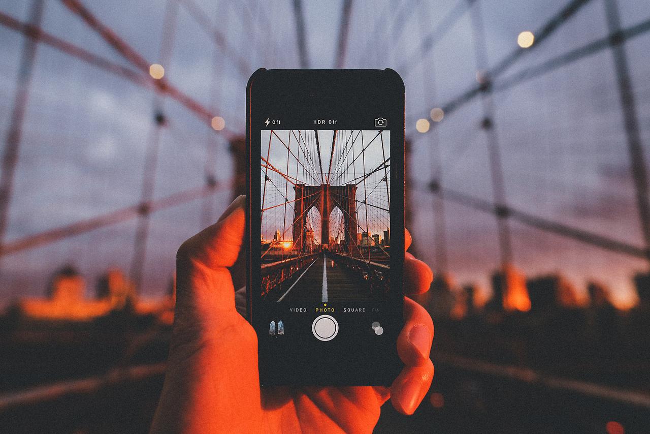 Как сделать на айфоне ночью