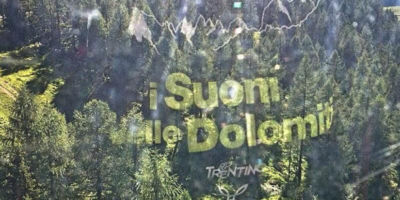 Suoni-Dolomiti