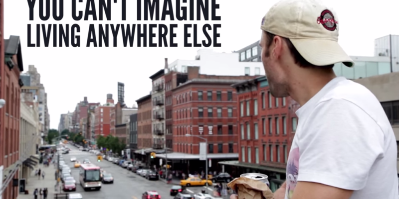 13 signs you've lived in NYC too long - 13