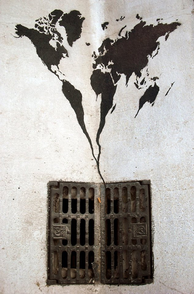 The Minimalist Art By Pejac And His Creatures From The