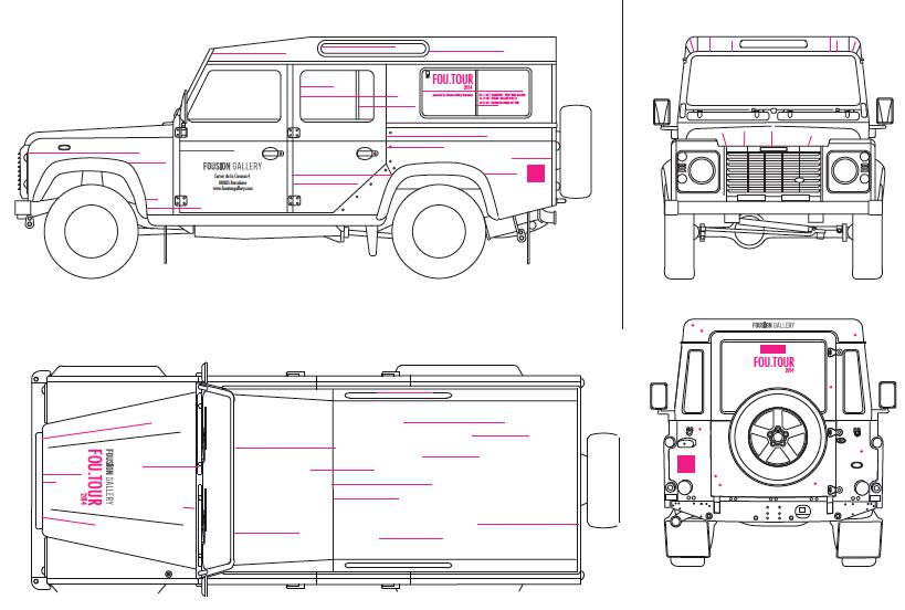 FOU.TOUR Land Rover Defender