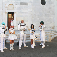 Lucca Comics & Games 2014 @ Chiesa di San Frediano