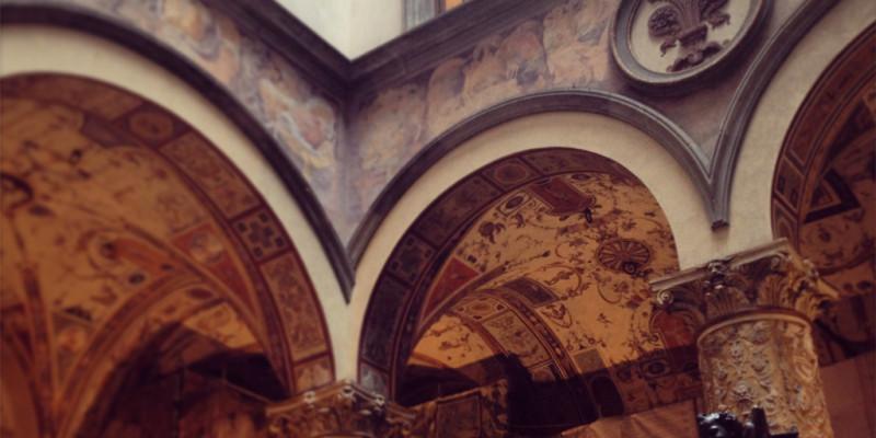 Palazzo Vecchio Corte - Firenze - CCT