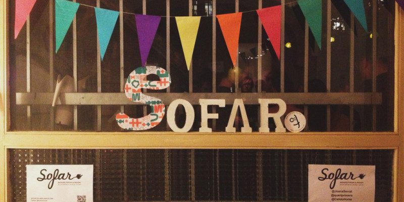 SofarSounds-BCN#3-30May2013-3