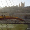 Passeggiare a Lyon, una città con due fiumi