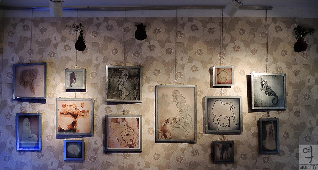 010 - Federico Silvi Visual Arts @ Pop Cafè Santo Spirito