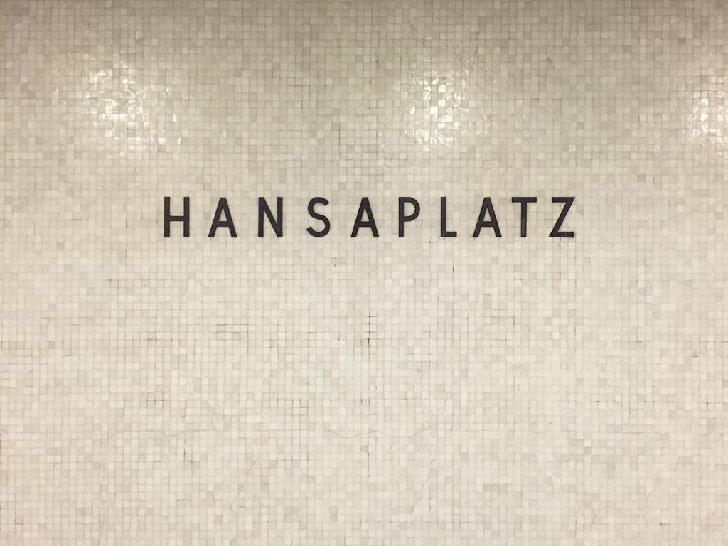 BerlinMemories-Hansaplatz-Ubahn