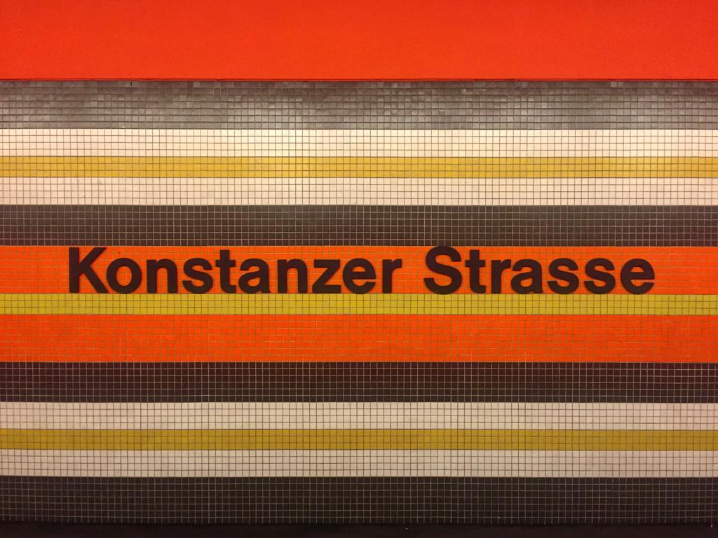 BerlinMemories-KonstanzerStrasse-Ubahn