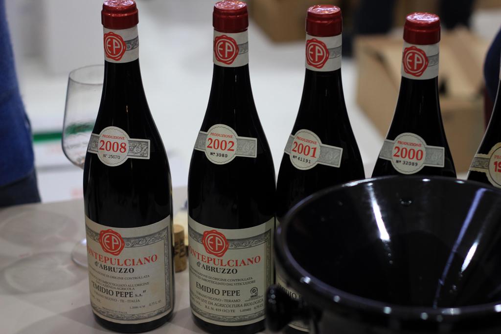 I vini di Emidio Pepe, da decenni un riferimento in Abruzzo e nel mondo