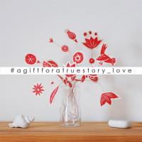 #agiftforatruestory_love