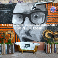 AreYouCreativeCuriousAndPassionate? Be a CCTzen!